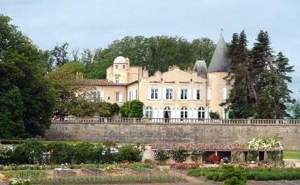 拉菲酒庄创园于1354年