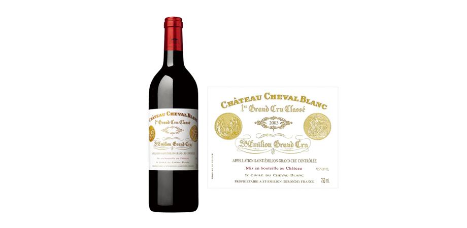 白马Cheval Blanc——